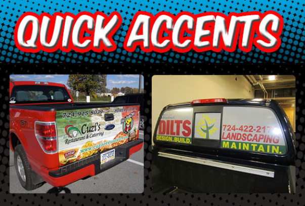 car accent wraps