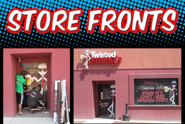 custom store front signs - twisted jimmys